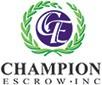 Champion Escrow